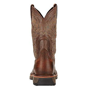 Ariat Men-apos;s Workhog Wide Square Toe Work Boot