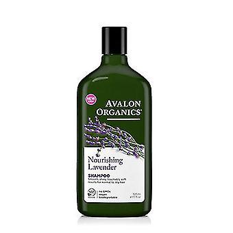 Avalon Organics nærende lavendel Shampoo, 11 Oz