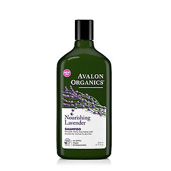 Avalon Organics Nourishing Lavender Shampoo, 11 Oz