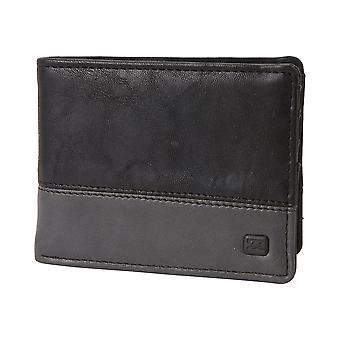Billabong Men's Wallet - Dimensión negra