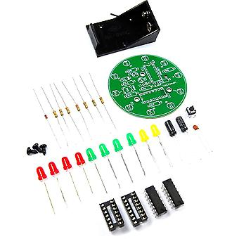 Velleman Spinning LED Wheel Mini DIY Kit
