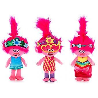 "Trolls Poppy 12"" Plush Assorted"