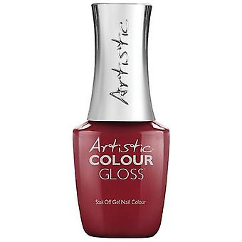 Artistic Colour Gloss Decked Out Dandy 2020 Holiday Gel Polish Collection - Redwardian (2700274) 15ml