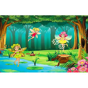 Fairies in the Jungle