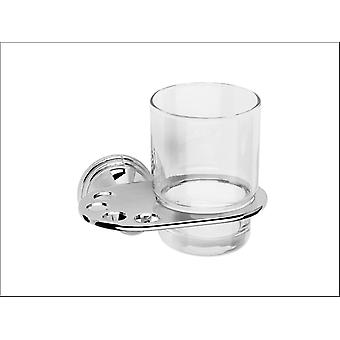 Croydex Westminster Tumbler & Holder Chrome QM201841