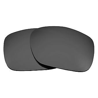 عدسات استبدال ل Oakley النظارات الشمسية Twoface المضادة للخدش الفضة مرآة