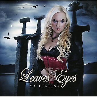 Leaves' Eyes - My Destiny EP [CD] USA import