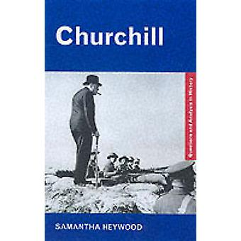 Churchill-herra Samantha Heywood - 9780415230162 Kirja