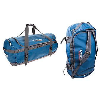 Top DA 90L 2 in 1 Holdall Rugzak Travel Bag Blauw