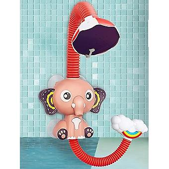 Bath Baby Water Game - Elefant Modell Baderom
