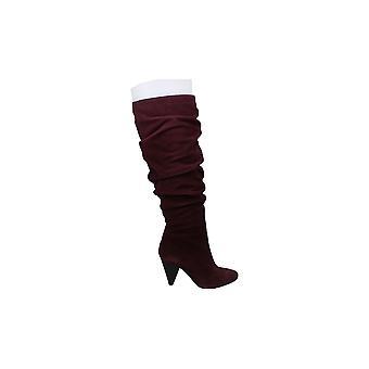 Tissu Womens GerII2 Concepts International INC a souligné Toe Knee High Fashion...