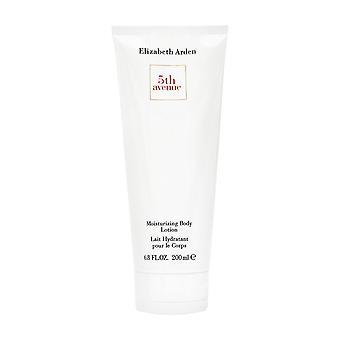 5Th avenue door Elizabeth Arden voor vrouwen 6.8 oz hydraterende body lotion