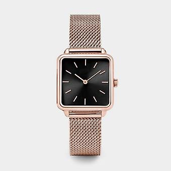 Top Brand Square Women Bracelet Watch Gold Luxury Wrist Watches Fashion