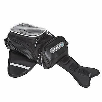 Spada Suction Motorcycle Tank Bag Water Resistant 3L Capacity Luggage Motorbike