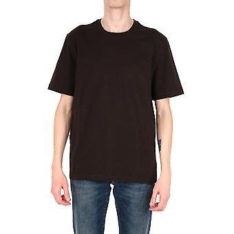 Bottega Veneta 649055vf1u02113 Heren's Bruin Katoen T-shirt