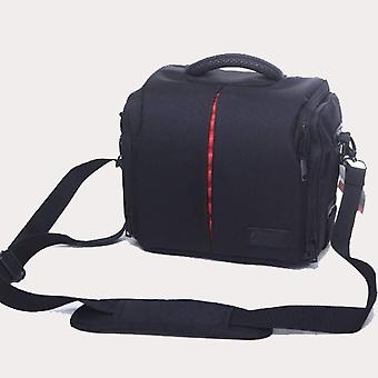 Bv & jo waterproof anti-shock dslr slr camera case bag with extra rain cover compatible with canon e