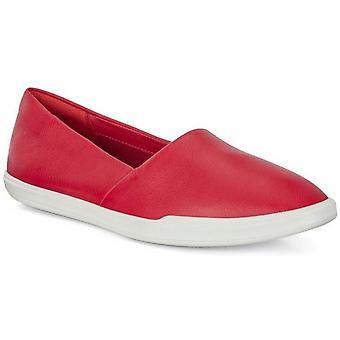 Ecco simpil w low heels Damen rot