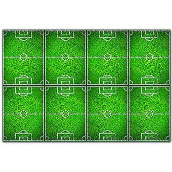 Nappe Football 120 X 180 Cm Vert Bt314840