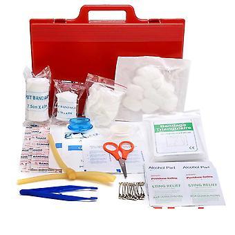 Draagbare Emergency Survival EHBO-kit voor outdoor camping wandelen medische