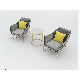 Nordic Shop Sofa Chair Designer Light Luxury Beauty