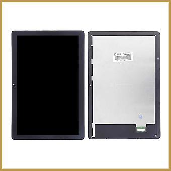 Til Huawei MediaPad T5 10 AGS2-AL00HA AGS2-W09 Sort LCD Touch Digitizer-skærm (ingen startknap)