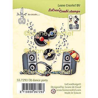 Lecrea - Чистая марка Combi Dj Dance Party 55.7293