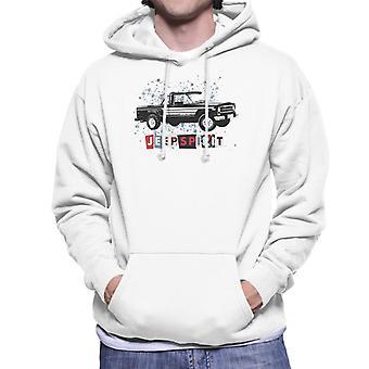 Jeep Spirit Honcho Men's Hooded Sweatshirt