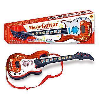 4-kielinen kitara Vauva KoulutusViisauden kehittäminen Lapset