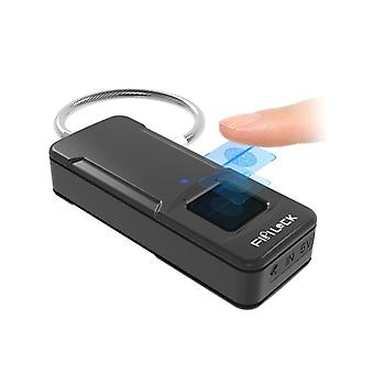 IPRee 3.7V Smart Anti-Diebstahl USB Fingerabdruck Schloss IP65 Wasserdichte ReiseKoffer Gepäcktasche Sicherheit