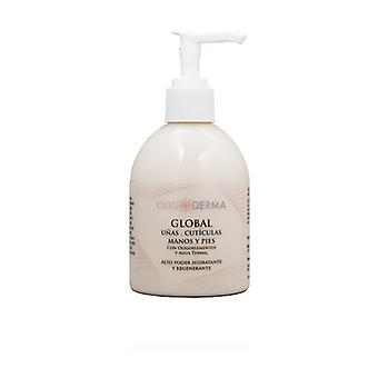 Global Nails, Cuticles, Hands and Feet 250 ml of cream