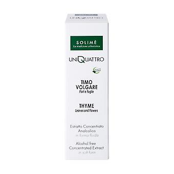 Uni4 Koncentrerat extrakt av vulgär timjan 50 ml