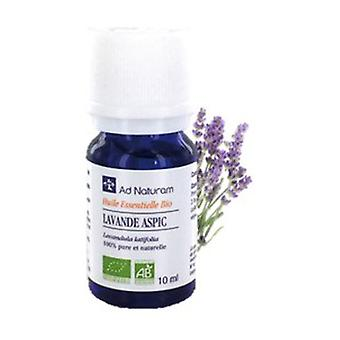 Aspic lavender essential oil 10 ml of essential oil