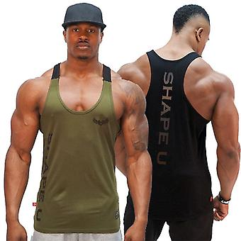 Men's fitness sports quick-drying vest M30