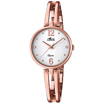 Lotus 18444/1 Watch for Analog Quartz Women with Stainless Steel Bracelet 18444/1