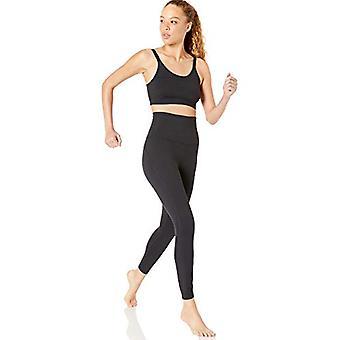 "Brand - Core 10 Women's (XS-3X) Studiotech Extreme High Waist Foldover Waistband Yoga Legging - 26"""