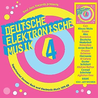 Deutsche Elektronische Musik 4 - Experimental [Vinyl] USA import