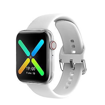 Bluetooth Call, Women Fitness Tracker, Heart Rate Full Touch Smart Watch