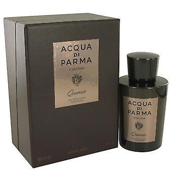 Acqua di Parma Colonia Quercia Eau de Cologne concentre spray door Acqua di Parma 6 oz Eau de Cologne concentre spray