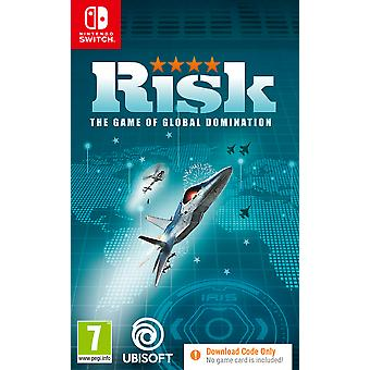 Risk Nintendo Switch Game [Code in a Box]