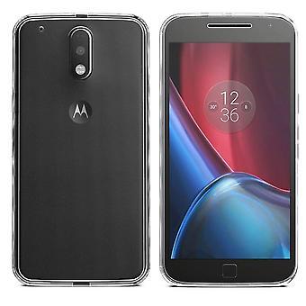 Colorfone Motorola Moto G4 Shell (Trasparente)