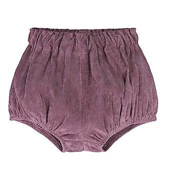 Kisgyermek rövidnadrág, tavaszi nyári derék laza rövid nadrág