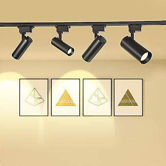 Led Track Light, Rail Spotlight Lamp Track For Home Window Display Lighting