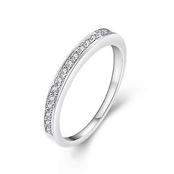 Nuevo anillo de moda antialérgico gratuito