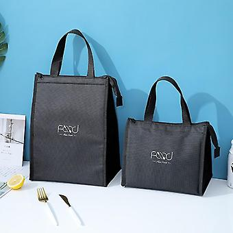 Lunch Bag Cooler Portable Hand Zip Food Bags