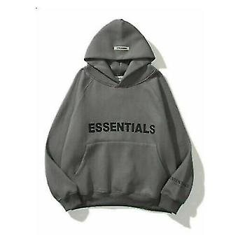 Sweater Fear Of God Essentials Hoodie Paar Sweater Mist High Street Jacket Heren Dames