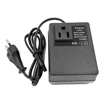 Intelligent Efficient Household 200W AC 220V To 110V Step Down Transformer Voltage Converter Travel Power Adapter