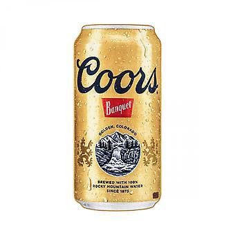 Coors Banquet Golden Colorado Bier Kan Strandlaken