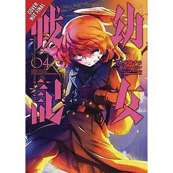 Die Saga von Tanya the Evil Vol. 4 (Manga)