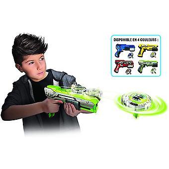 Spinner Mad Single Blaster Gun e Spinner (Cores variam)
