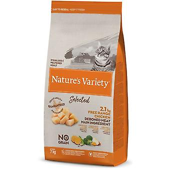 Nature's Variety Selected Sterilized Pollo en Libertad (Cats , Cat Food , Dry Food)